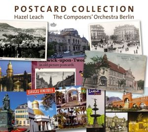 Postcard Collection, Hazel Leach, The Composers' Orchestra Berlin