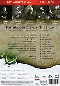 Posthumous Silence - Produktdetailbild 1