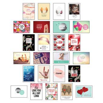Postkarten-Set Hochzeit - Lisa Wirth |