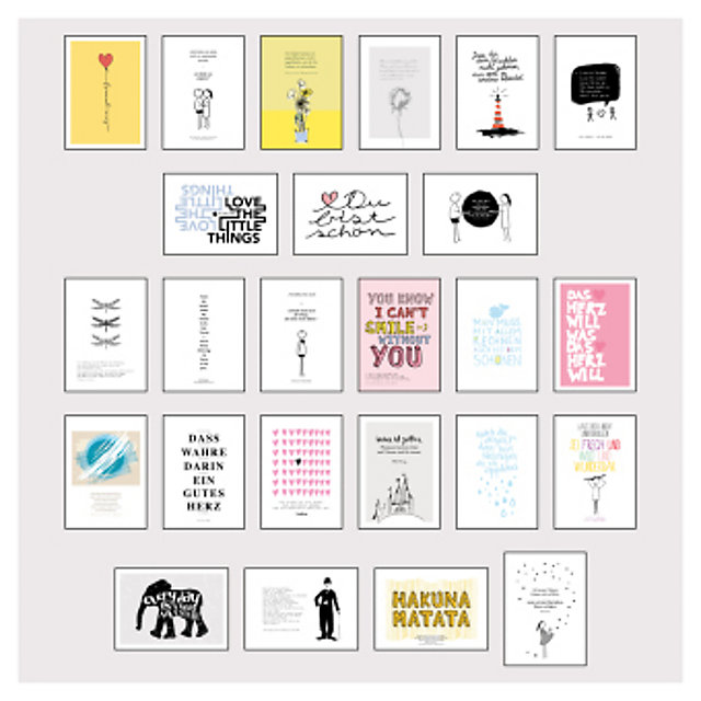 Postkarten Set Mit Zitaten Zur Motivation Buch Weltbild Ch