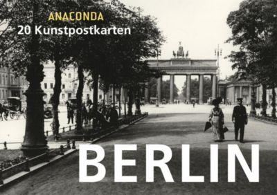 Postkartenbuch Berlin - Anaconda pdf epub