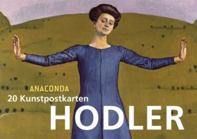 Postkartenbuch Ferdinand Hodler, Ferdinand Hodler