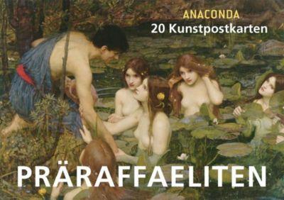 Postkartenbuch Präraffaeliten, Anaconda