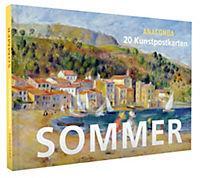 Postkartenbuch Sommer - Produktdetailbild 1