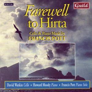 Pott Werke Für Cello+Klavie, Howard Moody,francis Pott David Watkin