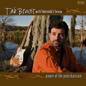 Power Of The Pontchartrain, Tab & Louisiana's LeRoux Benoit