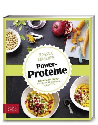 Power-Proteine - Susanna Bingemer |