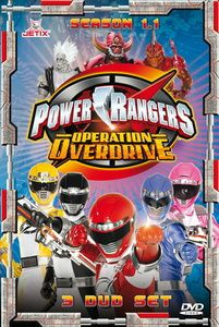 Power Rangers - Operation Overdrive 1.1, Power Rangers Operation Overdrive