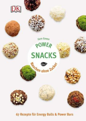 Power Snacks - Fern Green |