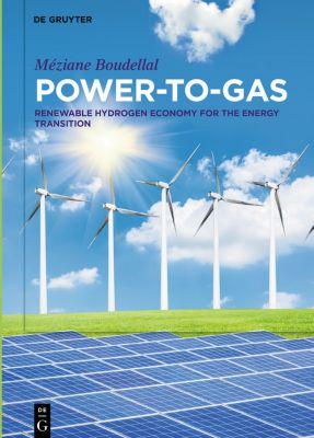 Power-to-Gas, Méziane Boudellal