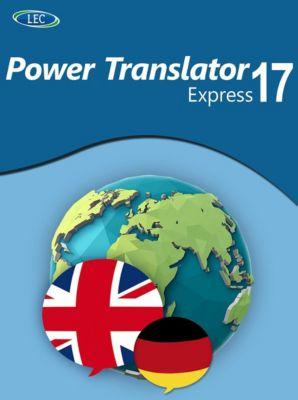 Power Translator 17 Express Deutsch-Englisch