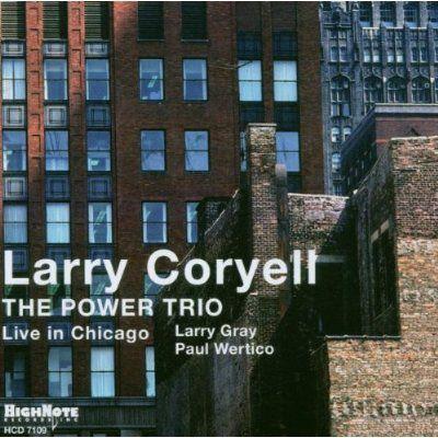 Power Trio, Larry Coryell