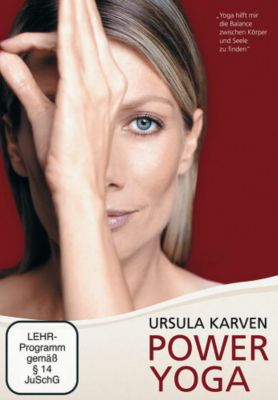 power yoga ursula karven dvd bei bestellen. Black Bedroom Furniture Sets. Home Design Ideas