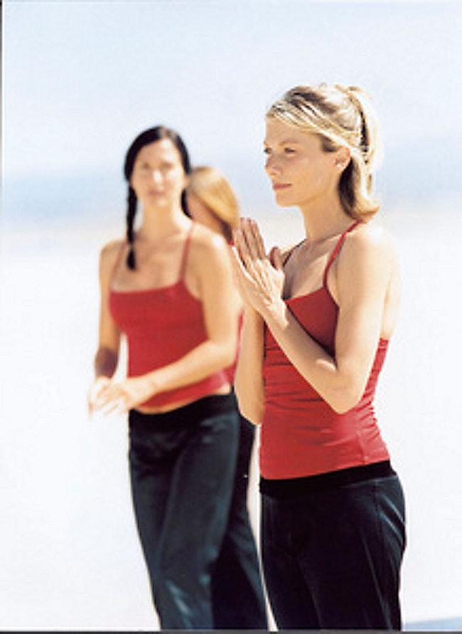 Ursula Karven Yoga