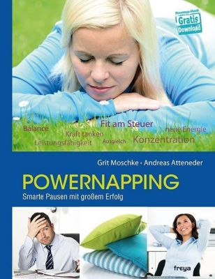 Powernapping, Andreas Atteneder, Grit Moschke