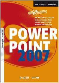 PowerPoint 2007, m. CD-ROM, Lutz Hunger, Erik Seidel