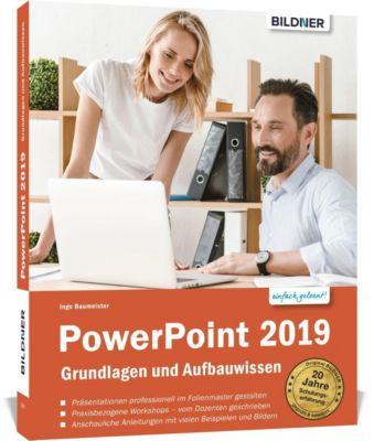 PowerPoint 2019 Schritt für Schritt zum Profi - Inge Baumeister pdf epub