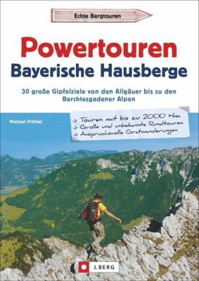 Powertouren Bayerische Hausberge - Michael Pröttel |