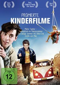 Prämierte Kinderfilme, Tijs van Marle, Michael Asmussen, Søren Frellesen, Mirjam Oomkes, Willemine van der Wiel