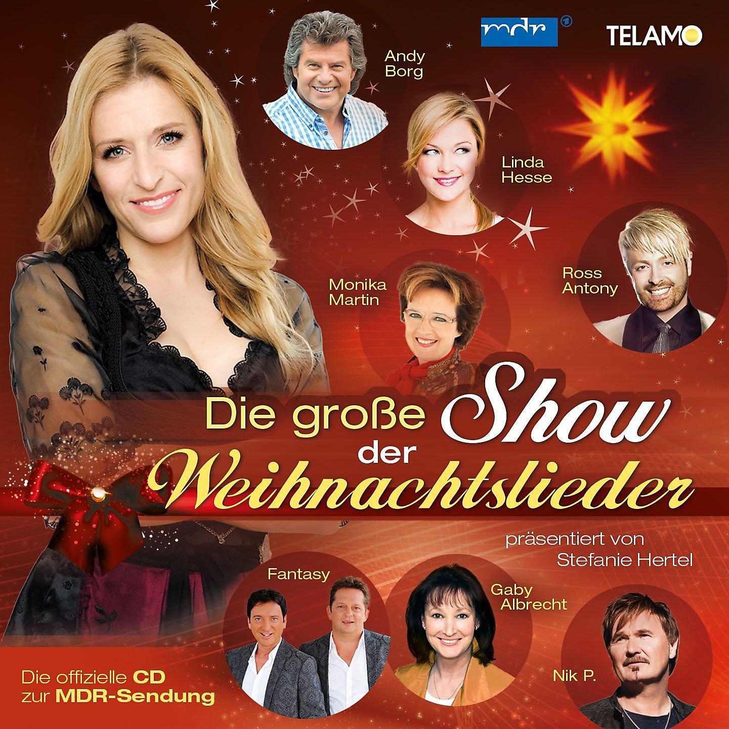 präsentiert: Die große Show der Weihnachtslieder CD | Weltbild.de