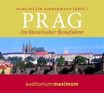 Prag, Ein literarischer Reiseführer, 1 Audio-CD