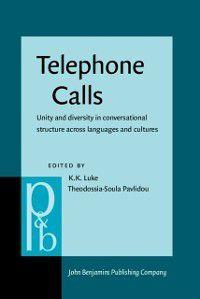 Pragmatics & Beyond New Series: Telephone Calls