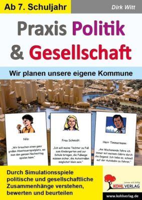 Praxis Politik & Gesellschaft, Dirk Witt