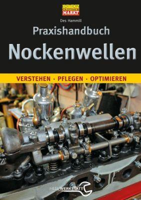 Praxishandbuch Nockenwellen - Des Hammill |