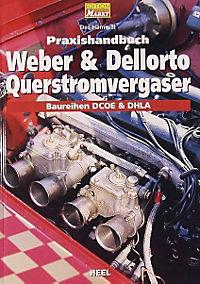 Praxishandbuch Weber & Dellorto Querstromvergaser - Produktdetailbild 1