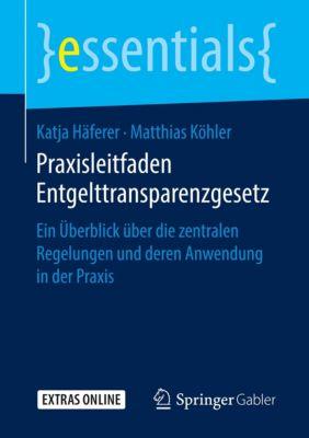Praxisleitfaden Entgelttransparenzgesetz -  pdf epub
