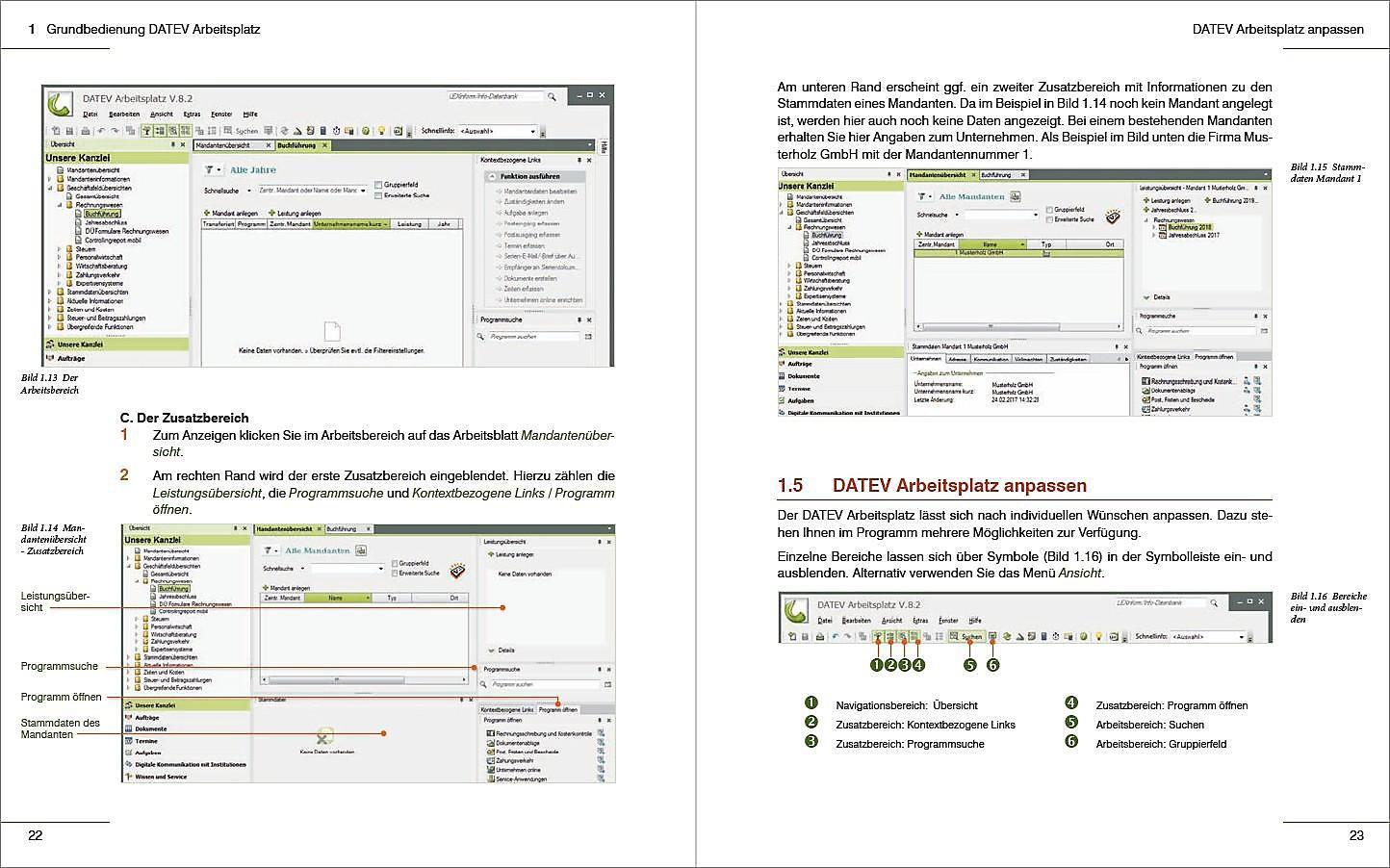 Praxisnahe Finanzbuchhaltung Mit Datev Kanzlei Rechnungswesen Buch