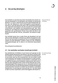 Praxiswissen Baurecht für Architekten und Ingenieure - Produktdetailbild 3