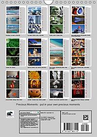 Precious Moments - put in your own precious moments (Wall Calendar 2019 DIN A4 Portrait) - Produktdetailbild 13