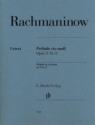 Prélude cis-moll op. 3 Nr. 2, SERGEJ RACHMANINOW