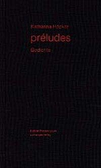 preludes - Katharina Höcker pdf epub
