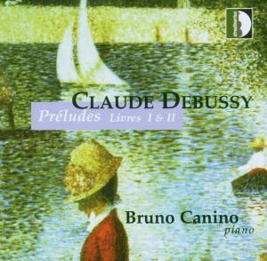 Preludes Livres I & Ii, Bruno Canino