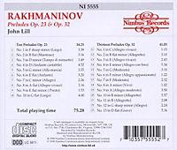 Preludes Op.23+32 - Produktdetailbild 1