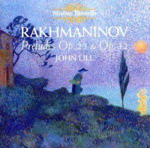 Preludes Op.23+32, John Lill