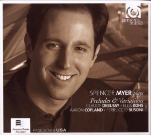 Preludes & Variations, Spencer Myer