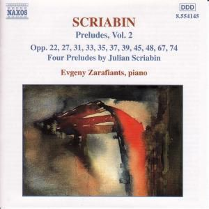 Preludes Vol. 2, Evgeny Zarafiants