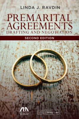 Premarital Agreements, Linda J. Ravdin