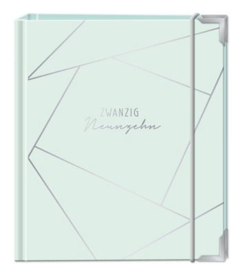 Premium-Terminplaner Mint 2019, Grafik Werkstatt