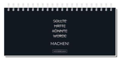 Premium-Wochenplaner Machen!, Grafik Werkstatt