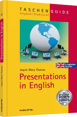 Presentations in English, Jaquie M. Thomas