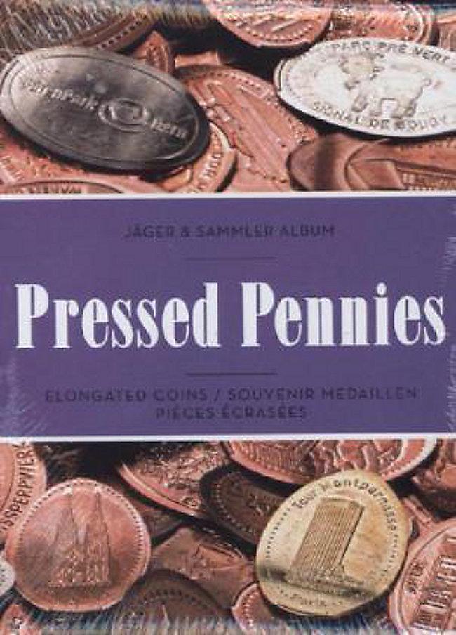 Pressed Penny Album Für 48 Münzen Jetzt Bei Weltbildde Bestellen
