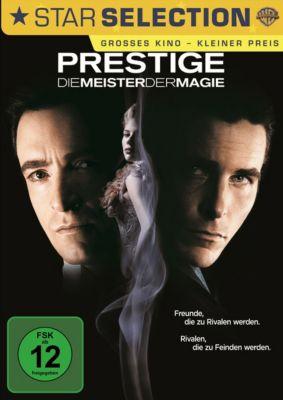 Prestige - Die Meister der Magie, Dvd-Spielfilm