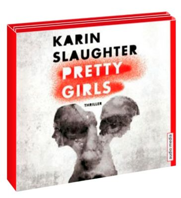Pretty Girls, 6 Audio-CDs, Karin Slaughter