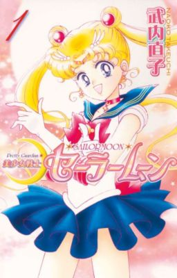 Pretty Guardian Sailor Moon, Naoko Takeuchi