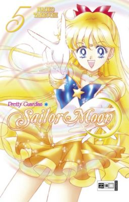 Pretty Guardian Sailor Moon, Naoko Takeuchi