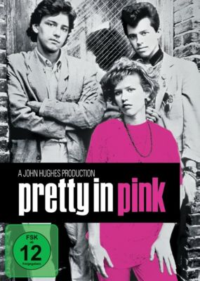 Pretty in Pink, Annie Potts,Molly Ringwald Andrew McCarthy